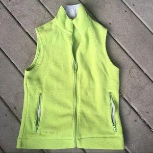 Columbia Fleece Vest size M